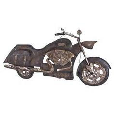 Suche Design garderobe motorrad retro cadama. Ansichten 9924.