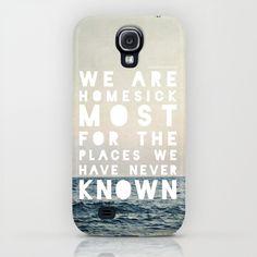 Homesick Samsung Galaxy S4 Case