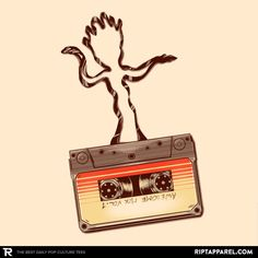 Ooga Chaka T-Shirt - Guardians of the Galaxy T-Shirt is $11 today at Ript!
