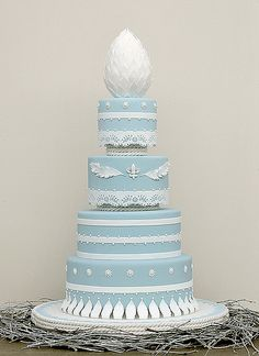 Sweet Country Birthday Cake
