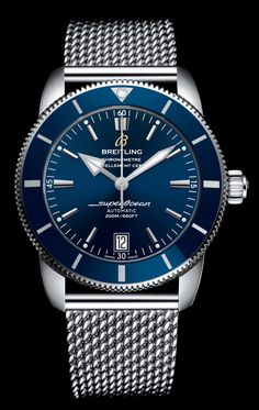 Superocean Héritage II 42 - Breitling - Instruments for Professionals