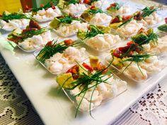 Deconstructed Crab Salad- Lump Crab, Avocado, Tomato, Citrus, Chives