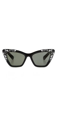 65bc055a9e81 Karen Walker Siouxsie Filigree Sunglasses