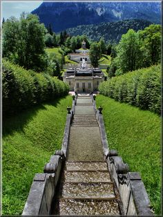 Schloss Linderhof.....been there .... October 2012....Germany