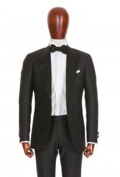 Black Tuxedo | Abbigliamento Elegante Uomo | Sartoria Rossi