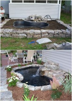 Diy Water Garden And Koi Pond Koi Pond And Water 400 x 300