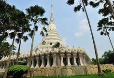 วัดญาณสังวราราม สร้างขึ้นเพื่อถวายสมเด็จพระญาณสังวรฯวัดนี้จึงมีชื่อว่า วัดญาณสังวราราม ชลบุรี http://www.remawadee.com/chonburee/WatYan.html…