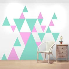 geometric triangle patterns - Google Search