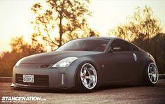 Nissan 350Z, my dream car