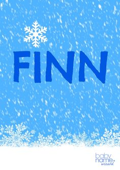Finn: Meaning, origin, and popularity of the name. You may think of Finn as having Irish roots, but it's also an Old Norse name referring to a Finn, or someone from Finland. Any way you look at it, it's hard not to love this light-hearted little name that has a sense of boyish independence, bringing to mind Mark Twain's The Adventures of Huckleberry Finn. But Finn is also a modern Hollywood favorite, with notable characters in shows like The Sopranos, Glee, and Vampire Diaries.
