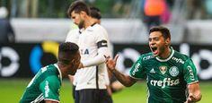 Cleiton Xavier sai do banco e Palmeiras bate Corinthians no Allianz