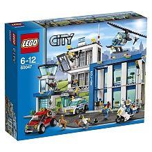 LEGO City - Esquadra de Polícia - 60047