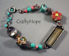 April Bracelet by CraftyHope