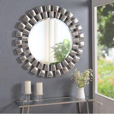 90d408059183 Galm Sunburst Accent Mirror Sunburst Mirror