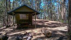 Light Line bush camp walk - Aussie Bushwalking