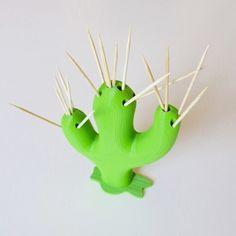 3D printed Cactus, OM3D