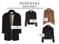 Peacocks Jackets AW15