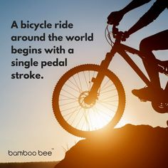 Your bicycle will liberate you, keep you content and take you on a new adventure with every pedal along the way! Bicycle Quotes, Cycling Quotes, Bamboo Bicycle, Triathlon Motivation, Bicycle Brands, Road Bike Women, Bicycle Maintenance, Cool Bicycles, Road Cycling