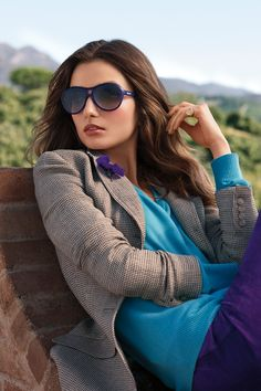 Ralph Lauren eyewear: A perfect gift for the mother who appreciates elegant and classical silhouettes