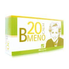 B20 MENO CALM - Normaliza el ciclo en la mujer y regula los niveles hormonales