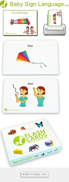 Baby Sign Language Flash Cards - Free Printable Life-Like Sign Language Flash Cards - These Flash Cards help you extend your baby's vocabulary. Use the flash cards to teach words that you don't encounter in every day life, such as giraffe and elephant. And use the flash cards to help baby generalize, so they learn that the word dog applies to many different dogs, and not just their pet.