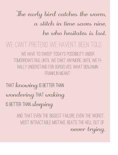 Meredith Grey Monologue Printable, $10.00