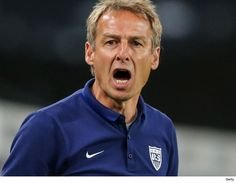 Jurgen Klinsmann -- JUR' FIRED!! ... Axed from U.S. Soccer Team - http://blog.clairepeetz.com/jurgen-klinsmann-jur-fired-axed-from-u-s-soccer-team/
