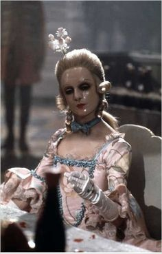 """vs. Fellini's """"Casanova"""". The big laugh is that this """"mannequin"""" in the film was actually played by a real person, a marvelous lady acrobat who must have been double-jointed as well. I'll try to find her name."""