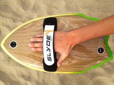 slyde handboards bodysurfing handplane the hand surfboards that get you barreled