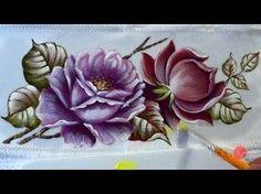 Vida com Arte   Pintura Casal de Corujas em Ecobag por Thanynha Avila - 08 de Agosto de 2014 - YouTube