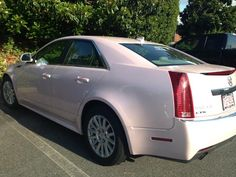 The pink dream!! I will be driving you soon very soon!!!