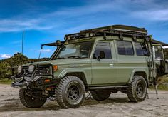 Its for sale. Toyota Camper, Toyota Lc, Toyota Tundra, Toyota Celica, Land Cruiser 70 Series, Toyota Fj Cruiser, Offroad, Tanks, Jeeps