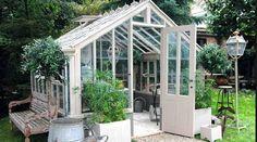 pavillon greenhouse