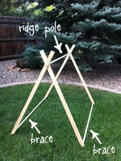 build a pvc pipe play tent fort kinder pinterest play fort