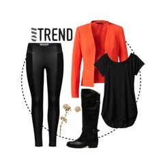 On Trend Outfit! #FFR