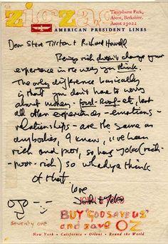 La scrittura di John Lennon