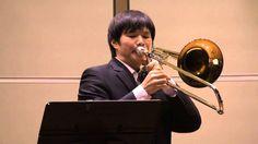 Derek Bourgeois: Trombone Concerto op. 114 mov. 1