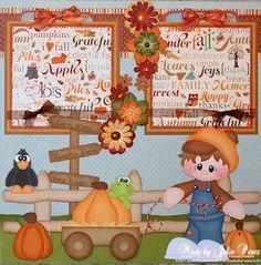 Pumpkin patch Precious Memories by Julie: Cutest Pumpkin in the Patch Scrapbook Storage, Baby Scrapbook, Scrapbook Paper Crafts, Scrapbook Cards, Scrapbook Sketches, Scrapbook Page Layouts, Scrapbooking Ideas, Halloween Paper Crafts, Halloween Mug