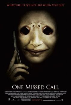 One Missed Call - a horror poster example. Check out Filmsourcing tutorial on how to create a horror movie poster in five steps. http://www.filmsourcing.com/blog/2013/creating-a-horror-poster-tutorial/