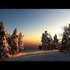 Killington top, Vermont