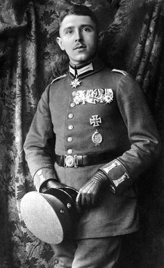 Max Immelmann (1890 – 1916) was the first German WW1 flying ace.