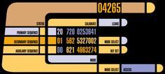 #lcars #okudagram #startrek #federation #starships