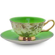 SHELLEY Teacup & Saucer