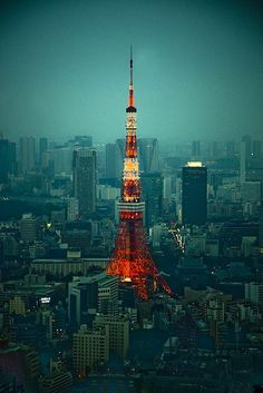 Stunning Tokyo Tower (10+ Pics) | #top10