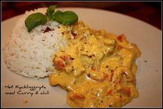 Het Kycklinggryta med Curry & Chili