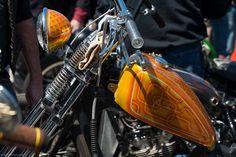 Frisco Style via #HarleyDavidson