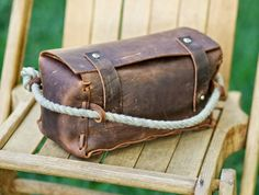 Triple Dopp Kit - Best gear and gadgets for men. The place to find cool stuff for guys.