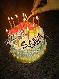 Birthday Candles, Birthday Cake, Desserts, Food, Tailgate Desserts, Deserts, Birthday Cakes, Essen, Postres