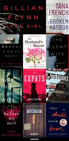 10 Marriage Thrillers For Gone Girl Fans
