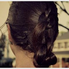 Prom Updo #prom #hair